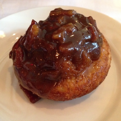 House of Haos Maialino New York Bacon Toffee Brioche Bun