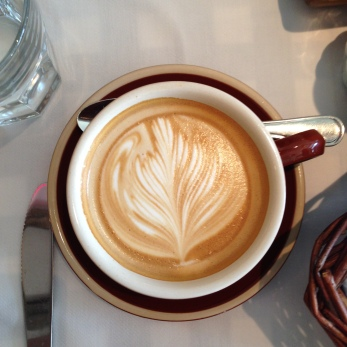 House of Haos Maialino New York Latte