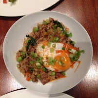 House of Haos Minton's New York Brisket Fried Rice 2