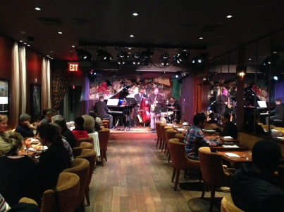 House of Haos Minton's New York Jazz Band