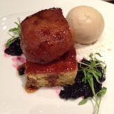House of Haos Minton's New York Pineapple Cornbread Cake