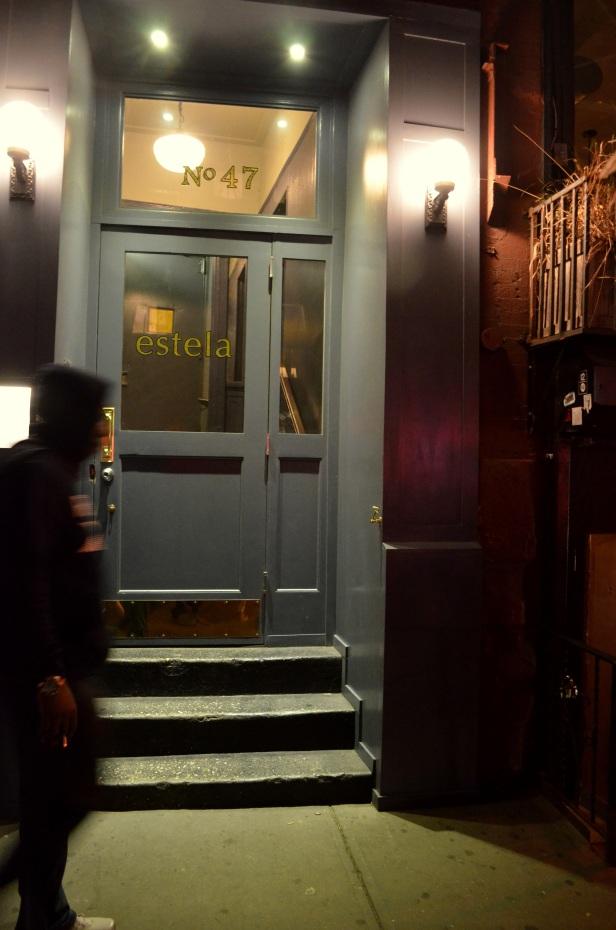 House of Hao's Estela Soho New York NYC