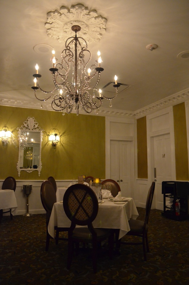 House of Hao's New Orleans Louisiana Commander's Palace Dining Room