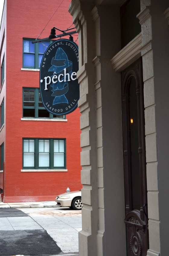 House of Hao's Peche New Orleans Louisiana