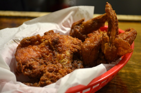 House of Hao's Willie Mae's Scotch House New Orleans Louisiana Fried Chicken 1