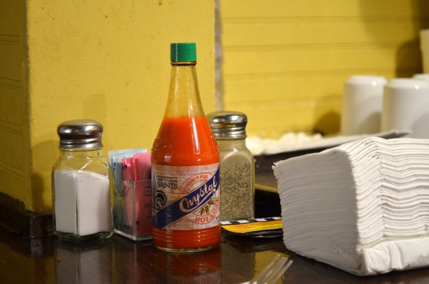 House of Hao's Willie Mae's Scotch House New Orleans Louisiana Hot Sauce
