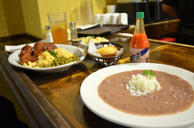 House of Hao's Willie Mae's Scotch House New Orleans Louisiana Lunch