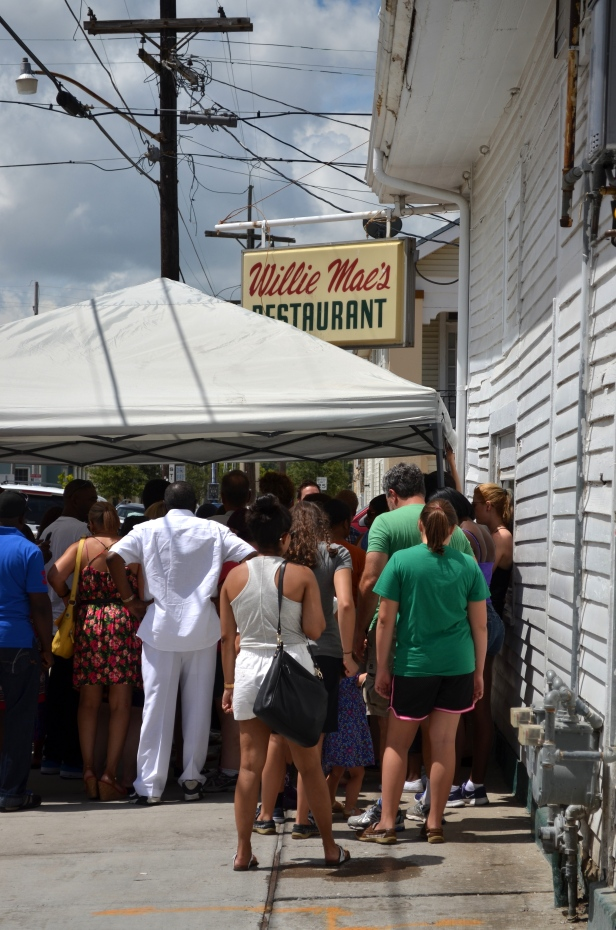 House of Hao's Willie Mae's Scotch House New Orleans Louisiana