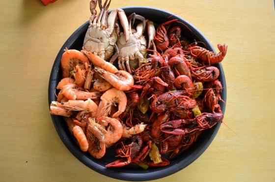 House of Haos Bevi Seafood Company Metarie Louisiana Shrimp Crawfish Crab 2