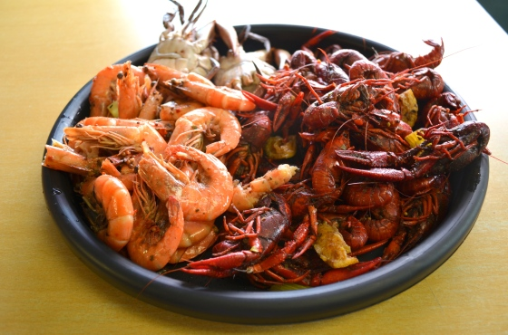 House of Haos Bevi Seafood Company Metarie Louisiana Shrimp Crawfish Crab