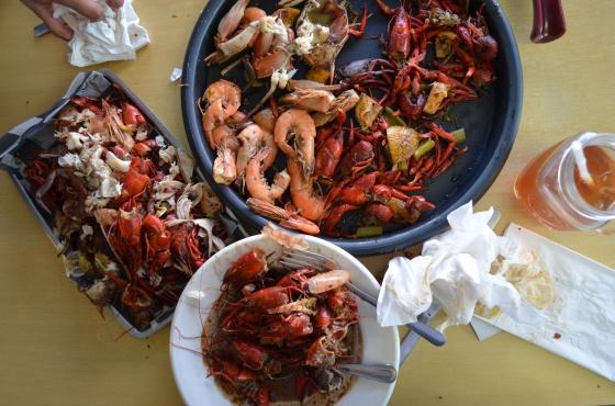 House of Haos Bevi Seafood Company Metarie Louisiana