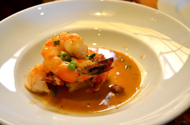 House of Haos Cochon New Orleans Gulf Shrimp