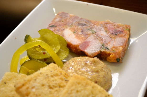 House of Haos Cochon New Orleans Head Cheese
