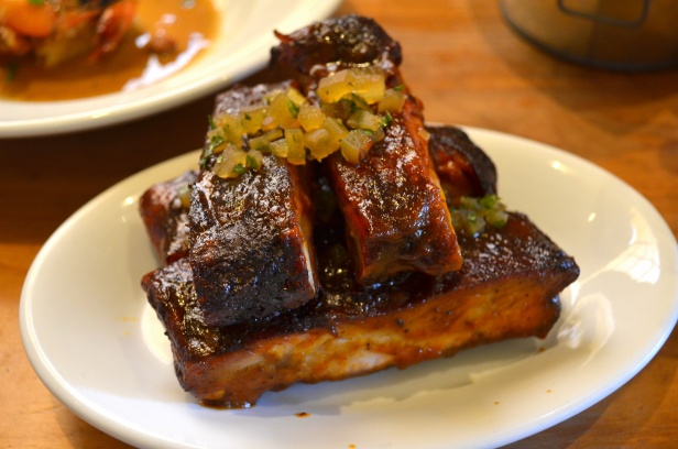 House of Haos Cochon New Orleans Smoked Ribs