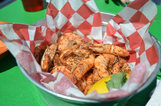 House of Haos Brooklyn Crab Red Hook NYC Cajun Shrimp