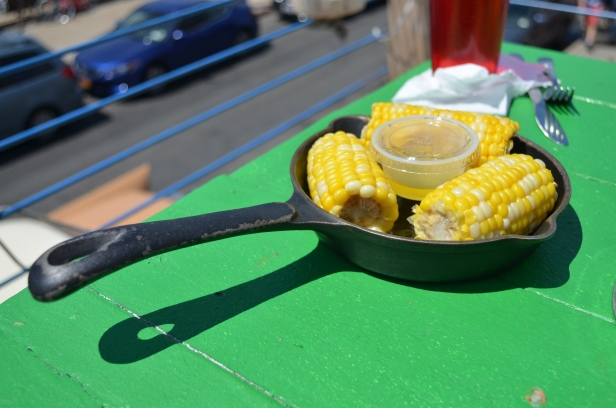 House of Haos Brooklyn Crab Red Hook NYC Corn Butter