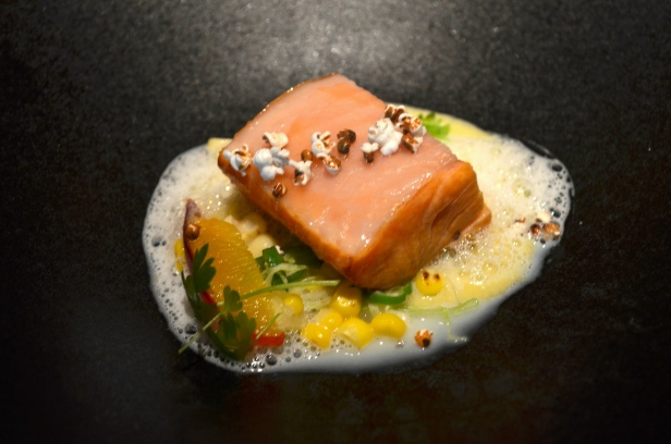 Houseofhaos Gramercy Tavern New York Arctic Char