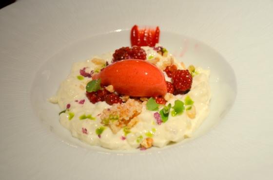 Houseofhaos Gramercy Tavern New York Dessert Rice Pudding