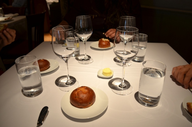Houseofhaos Gramercy Tavern New York Lunch Bread Butter