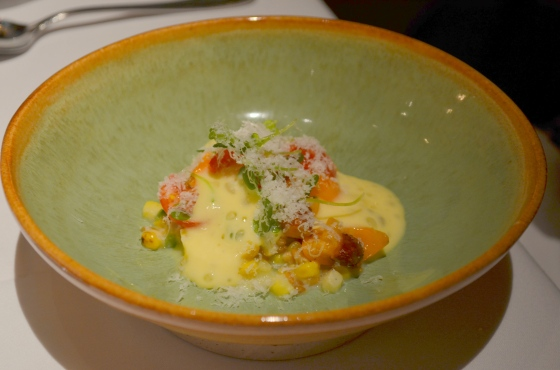 Houseofhaos Gramercy Tavern New York Sweet Corn