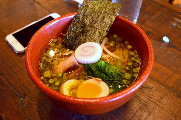 Houseofhaos Mu Ramen LIC New York Duck Broth Shoyu