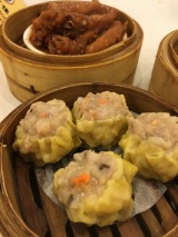 chicken feet shu mai dumplings east harbor seafood palace sunset park chinatown brooklyn nyc