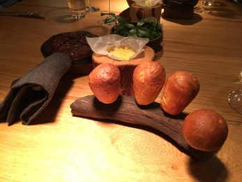 Brioche at Oaxen Krog