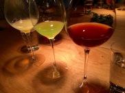 Juice pairings at Oaxen Krog Stockholm