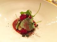 Dessert at Oaxen Krog