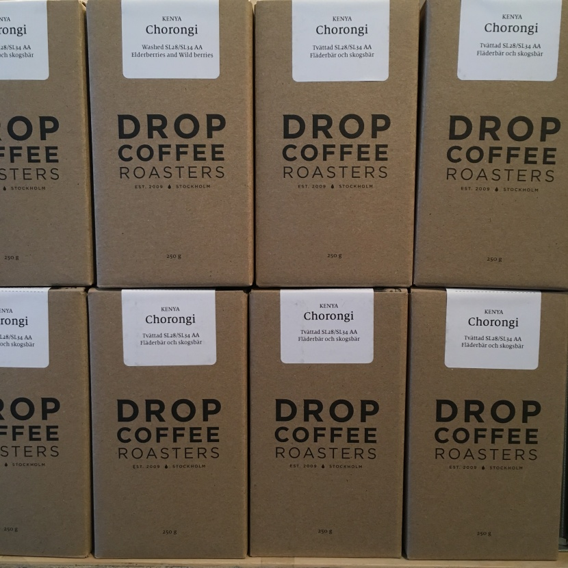 Drop Coffee Sodermalm Stockholm Sweden