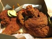 Hattie B's hot chicken nashville tennessee fried chicken