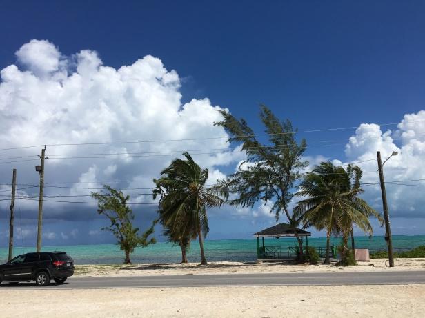 Blue Hills Road Providenciales Turks & Caicos Caribbean