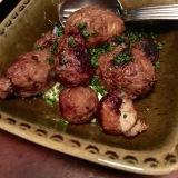 Potatoes at Oaxen Slip
